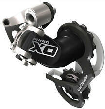 SRAM X0 X.0 10 Speed MTB Rear Derailleur Medium Cage Silver/Black X.O X.0