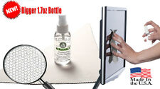 Professional Screen Cleaner for Notebooks, Tablets, Cellphones & Flat panels TVs
