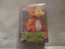 Winnie the Pooh's Heffalump Halloween Movie DVD (Limited Edition 2005) & Plush