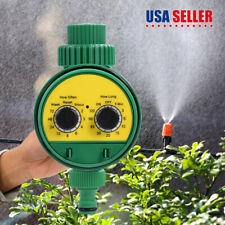 Hot Drip Irrigation System Garden Watering Timer Auto Electronic Sprinkler