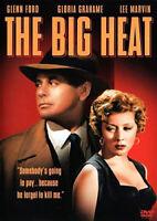 The Big Heat (1953 Glenn Ford) DVD NEW