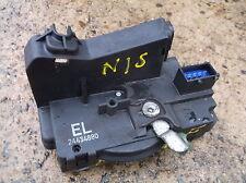 CORSA C / COMBO PASSENGER SIDE FRONT CENTRAL DOOR LOCKING MOTOR - LEFT HAND