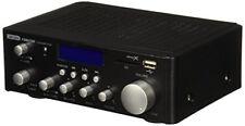 Fonestar As-24u amplificador Estéreo Hi-Fi compacto 50w