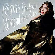 REGINA SPEKTOR REMEMBER US TO LIFE CD ALBUM (September 30th 2016)**free UK p+p**