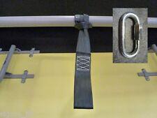 Gorilla Tough Suspension Trainer Extender Extension Anchor Strap with Clip