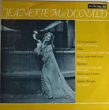 """OST - JEANETTE MAC DONALD - HITS 12"""" LP (Q774)"""