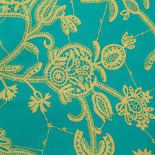 Amy Butler   Lark Souvenir Mineral   100% Cotton Fabric   PWAB068   BTY