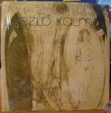 Sealed Laszlo Kalmar : Trio - 4 Canons - Cycles - Sotto Voce - Enek...