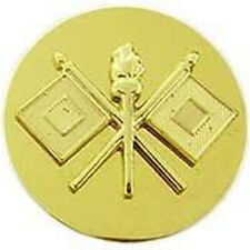 Emblem Us Army Enlisted Signal Gold Metal Lapel Pin Us Army Pin and