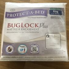 Protect a Bed Bug Lock Plus Mattress Cover King Size