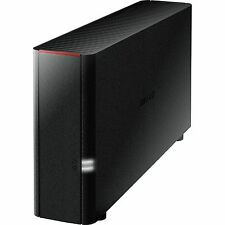 Buffalo Technology LinkStation 210 4 TB, NAS, schwarz