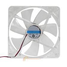 14cm 140mm RED LED 12V 4Pin Computer PC Case Cooler CPU Cooling LED Fan 2200 Rpm