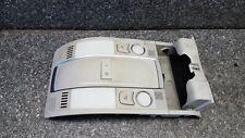 AUDI A6 F4 C6 AVANT 2005-11 FRONT ROF INTERIOR READING LIGHT 4F0947135BQ #N7F#2