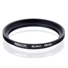 45.5mm to 49mm 45.5-49 45.5-49mm45.5mm-49mm Stepping Step Up Filter Ring Adapter