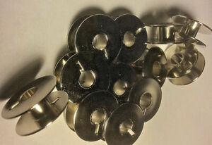 10 to 50 Metal Bobbins 9033M for Pfaff Sewing Machines - Older Models***
