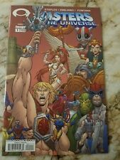 Masters Of The Universe (2003) #1 Nm A Val Staples Wraparound Cvr Image Comic