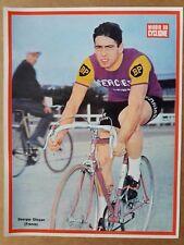 cyclisme tour de France miroir du cyclisme poster vintage années 60 CHAPPE