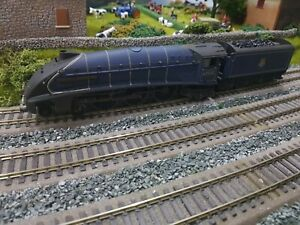 BACHMANN 60008 GRESLEY A4 WEATHERED DCC FITTED NON RUNNER IN ORIGINAL BOX