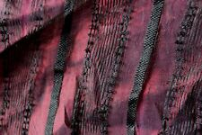 Antique French Silk, Lace & Beaded Sleeve c1860-1870~Dolls