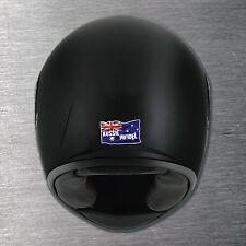 Aussie Infidel Helmet sticker quality 7 year water & fade proof vinyl motorbike