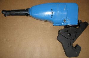 Rebuilt Pneumatic Bevelling Machine Trumpf TKF P 150 Sheet Metal Nibbler Beveler