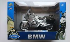 WELLY BMW R1100 RT 1:18 DIE CAST MODEL NEW IN BOX LICENSED MOTORCYCLE