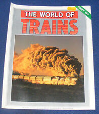 THE WORLD OF TRAINS PART 135 - INDEX
