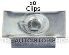 Panneau bordure Clip 11 x 14 mm pour OPEL FRONTERA / GT / insignia / MORANO etc 8pk 11008op