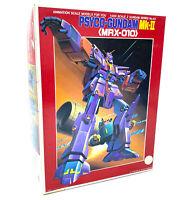 Bandai Gundam Wing - Mobile Suit : Psyco-Gundam MK-II MRX-010 - 1/300 - 1986