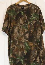 RedHead Camo Short sleeve Pocket T-SHIRT Mens XL Realtree Hardwoods