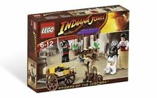 LEGO Indiana Jones 7195 Ambush in Cairo Raiders of the Lost Ark Sealed New