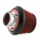 Apexi Universal Vehicle Power Intake Air Filter 75mm Dual Funnel Adapter