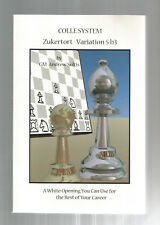 *NEW* Colle System: Zukertort Variation, 5 b3: by Andy Soltis 1998 Chess Digest