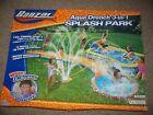 Banzai Kids Inflatable Water Slide Sprinkling Park Swimming Pool Backyard