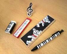 Music Themed Stationery Pacer Set - 5-Piece Set
