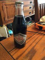 Vintage Coca Cola Bottle 1977 10 oz Commemorative Bottle 75th Anniversary - New