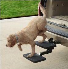 SOLVIT PupSTEP Hitch Step for Pets Dogs SUV Mini Van Truck Trailer 62430