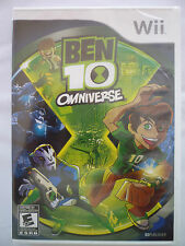 Ben 10: Omniverse  (Wii, 2012)