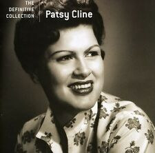Patsy Cline - Definitive Collection [New CD] Rmst