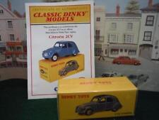 Citroën Dinky Vintage Diecast Cars, Trucks & Vans