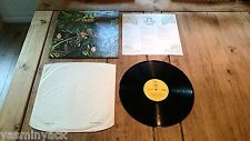 A Band Called O Oasis UK LP EPIC S EPC 80596 1975 A2/B2 + LYRIC INNER