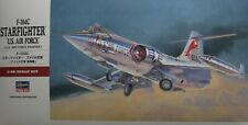 1/48 Lockheed F-104C Starfighter Model Kit by Hasegawa