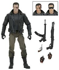 "Terminator - 7"" Action Figure – Ultimate - Police Station Assault T-800 - NECA"