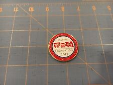 Vintage Marine Toys For Tots 2013 Button Pin