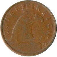 1927 / 1 GROSCHEN / AUSTRIA / OSTERREICH   #WT6103