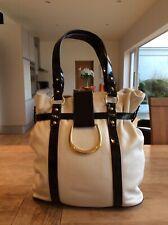 LK Bennett White Leather Bag