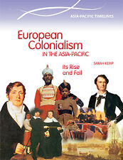 EUROPEAN COLONIALISM IN THE ASIA-PACIFIC - BOOK  9780864271068