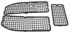 1968-1972 Chevelle Malibu El Camino Cowl Grille 3 Piece Set with AC GMC Sprint