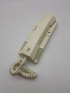 STR 2002 N weiß Haustelefon Gegensprechanlage Sprechanlage Telefon 7