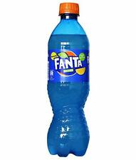 Fanta SHOKOTA (fanta Blue)  500ML 12 Bottles
